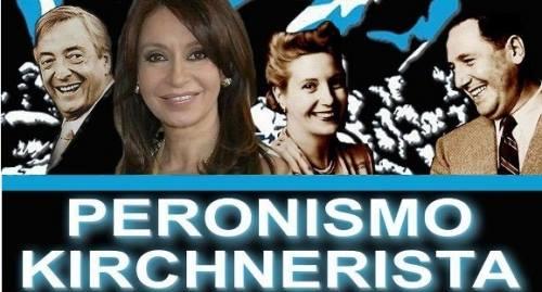 Peronismo Kirchnerista