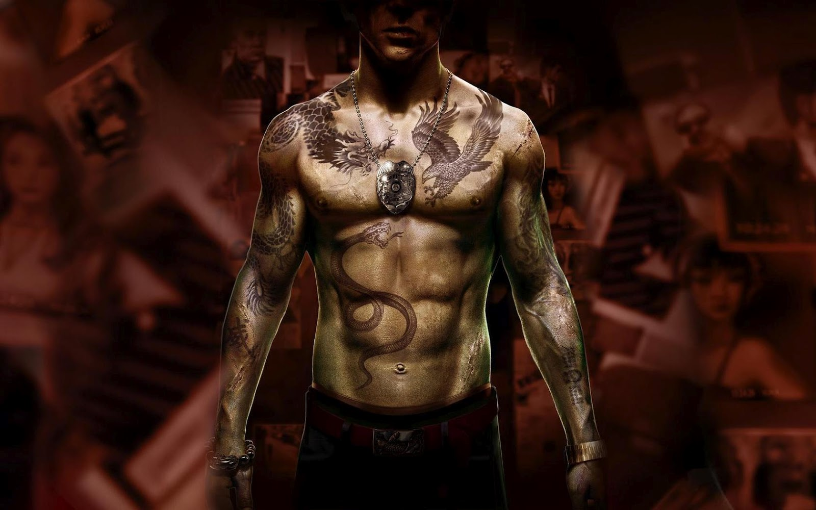 Sleeping Dogs HD & Widescreen Wallpaper 0.281584970010102