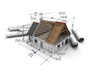 La construction de notre maison sur Chatillon