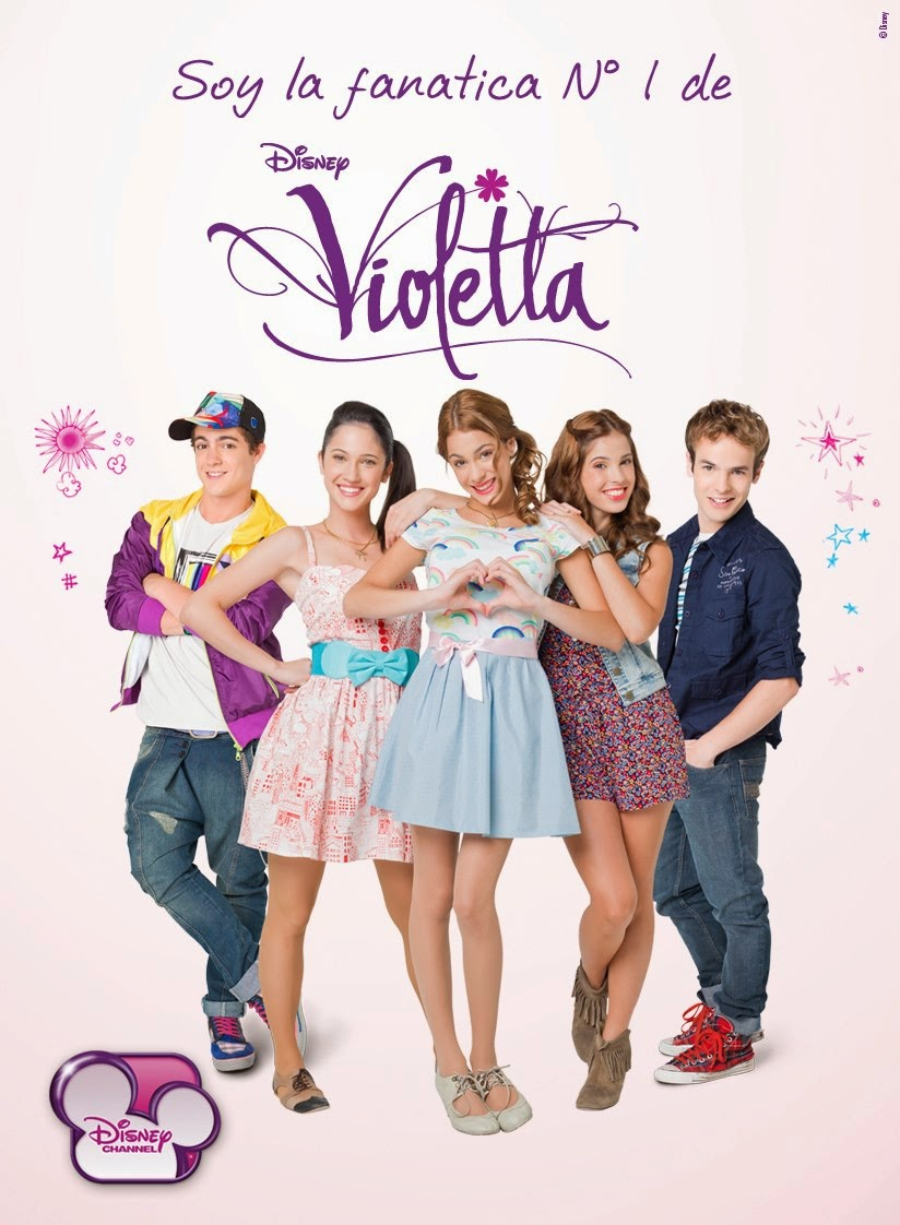 Violetta Free Printable Images To Use As Invitations
