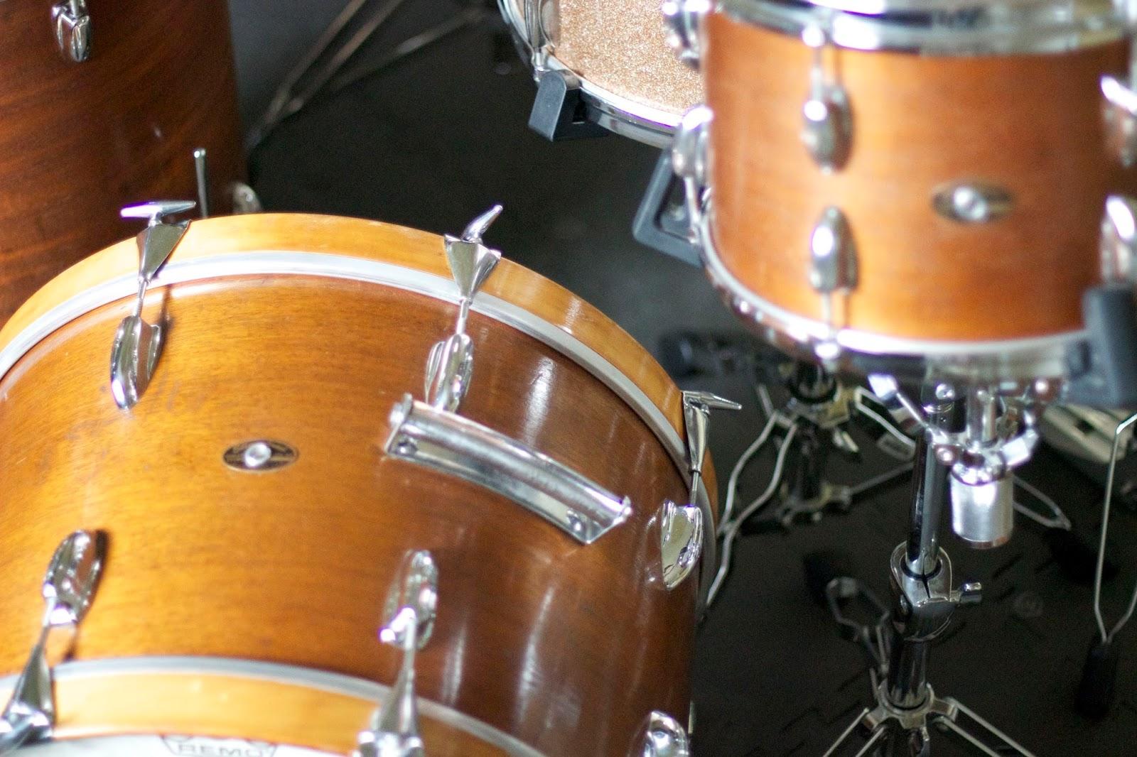 Restoring Vintage Drums - The Basics