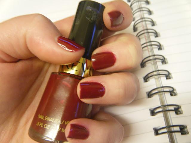Poundland Manicure