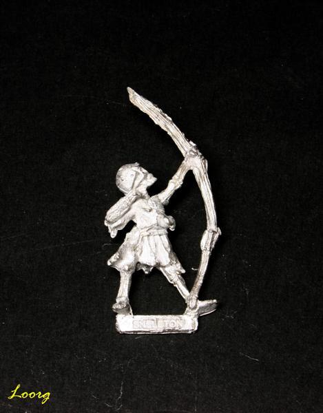 Frontal Arquero esqueleto 2