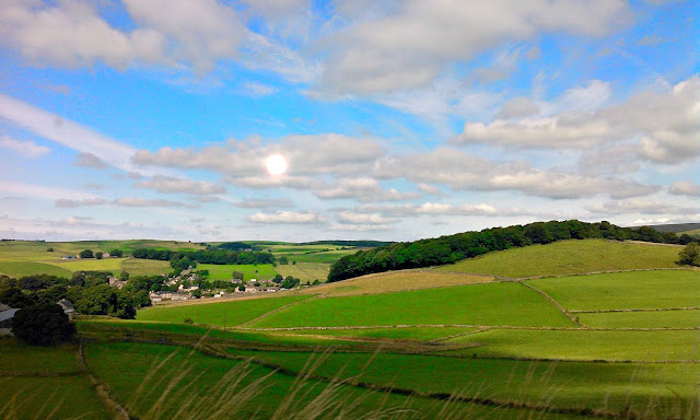 Derbyshire countryside