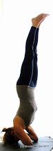 I practice Ashtanga yoga till baddha hasta sirsasana D