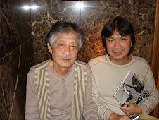 With Hozumi Nakadaira