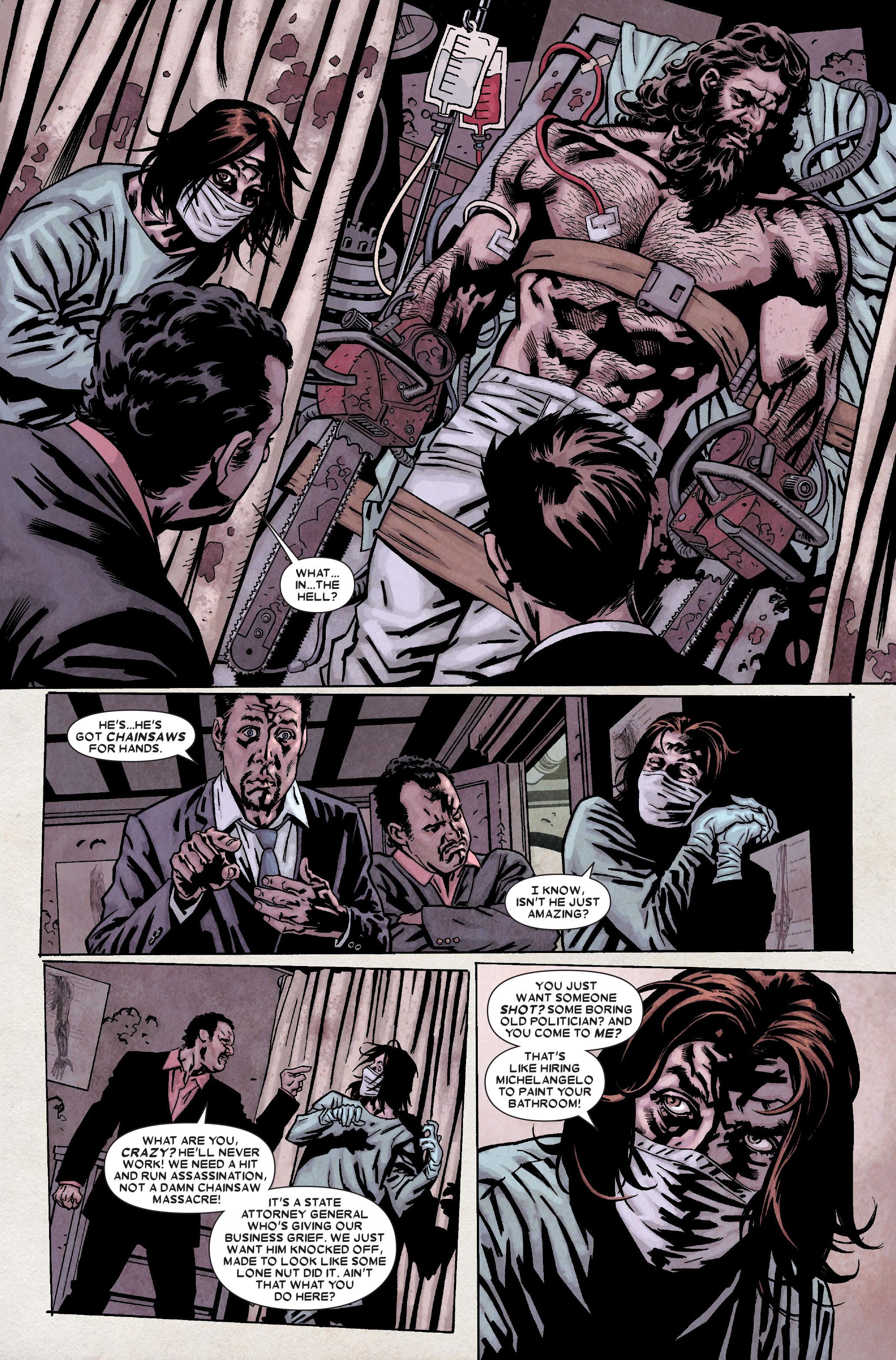 Wolverine: Weapon X #7 #10 - English 13