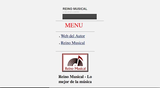 Reinomusical.com Audio, vídeo, composiciones musicales. Selección multimedia por categorías de audio y vídeo de composiciones musicales para diversas formaciones.