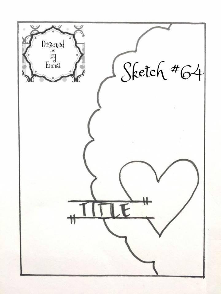 Sketch #64 March 22-31