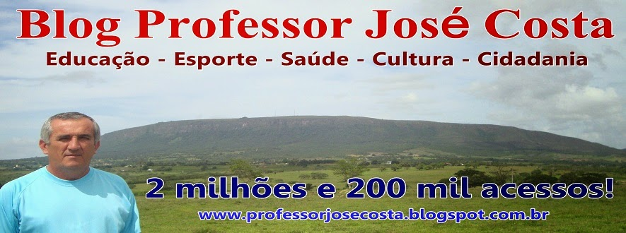 Professor José Costa - 35 anos dedicados à Educação