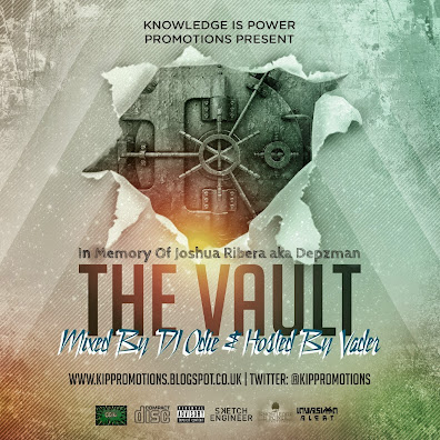 Knowledge Is Power Promotions Present: The Vault