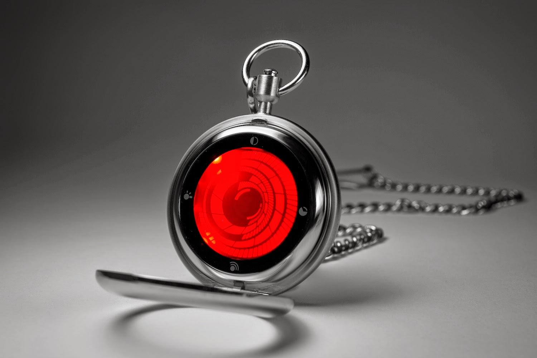 Kisai Vortex Pocket Watch