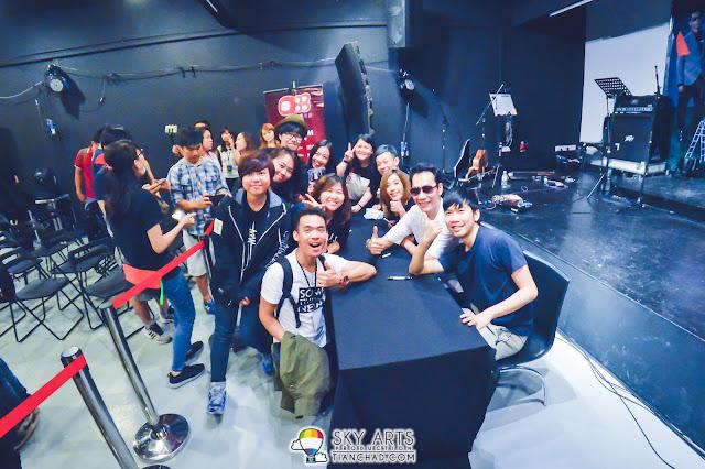 小男孩樂團 MEN ENVY CHILDREN 馬來西亞首場演唱會照片
