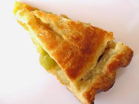 Pie - pomme abricot