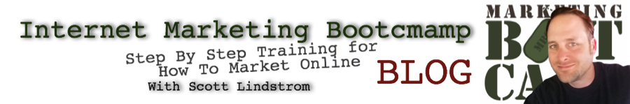 The Internet Marketing Bootcamp Blog