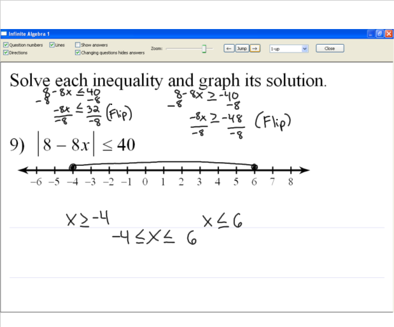 Graphing Linear Equations furthermore 11 absolute value inequalities 2 furthermore Kuta Math Worksheets Free Liry Download And Print Worksheet Alge 2 together with Yand X Axis Math Aids Graphing Worksheets as well Sum Or Difference Of Cubes. on alge graphing linear equations