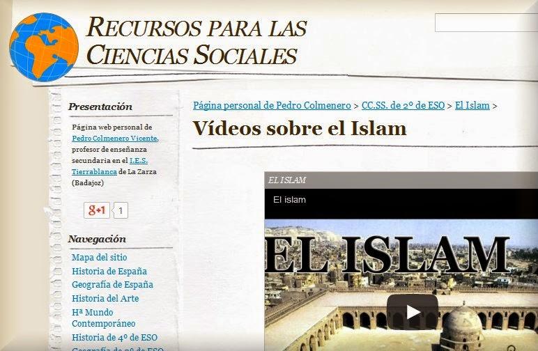 http://www.pedrocolmenero.es/home/cc-ss-de-2o-de-eso/el-islam/videos-sobre-el-islam
