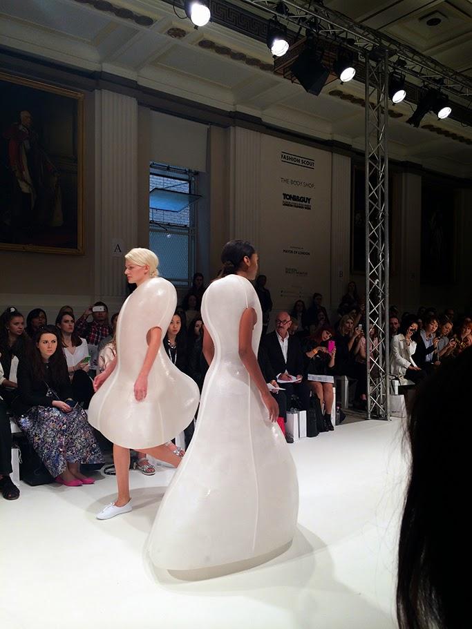 London Fashion Week 2014