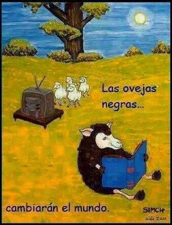 Las ovejas negras