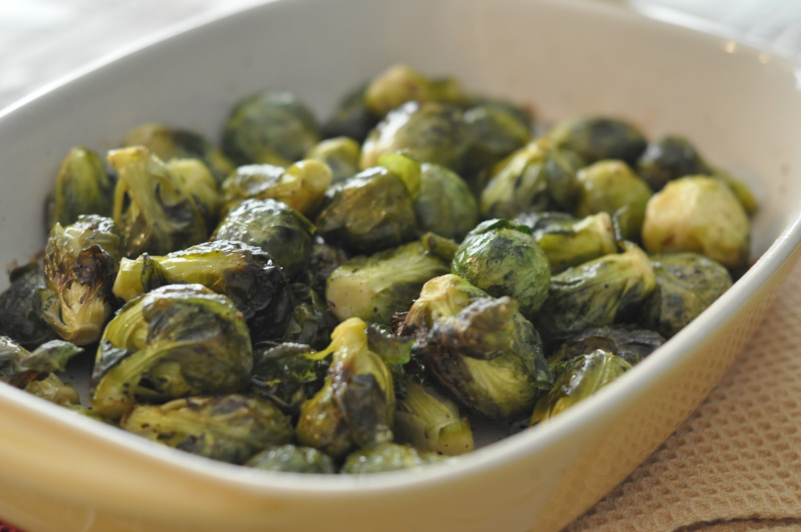 how to clean and cook brussel sprouts