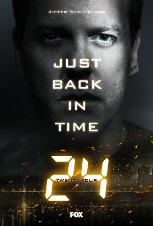 24 Giờ Chống Khủng Bố 5 Vietsub - 24 Hours Season 5 Vietsub - (24/24) - (2005) - 2005