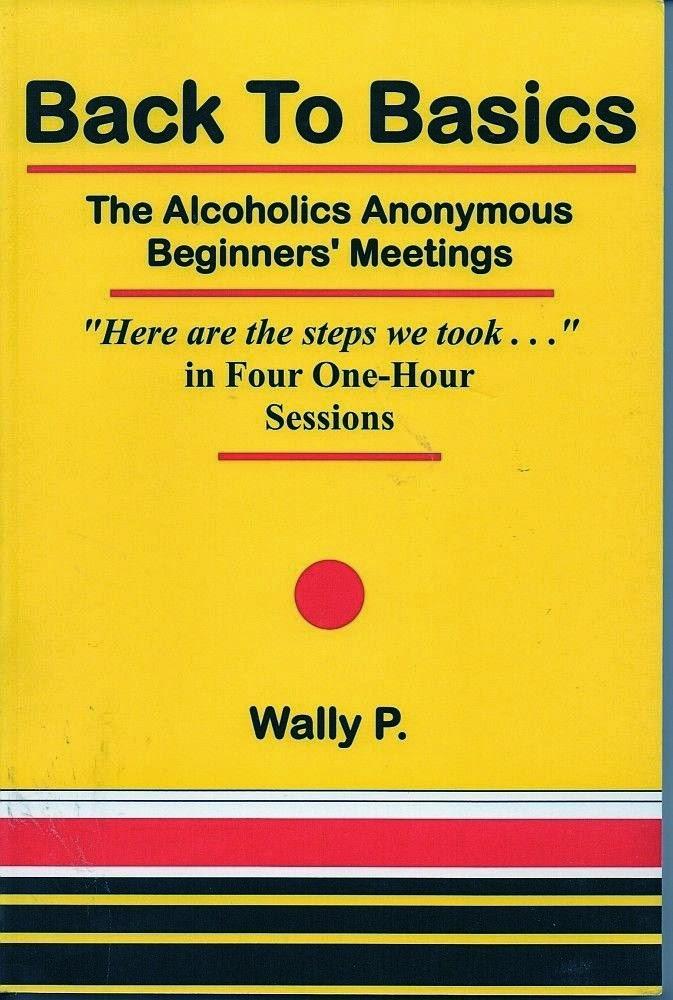ALCOHOLISMO SOLO POR GRATITUD : BACK TO BASICS - (Aceptado como un ...