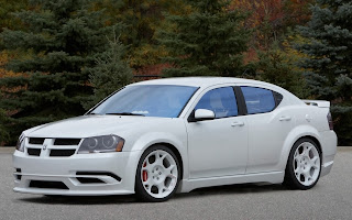 Dodge Avenger Wallpapers