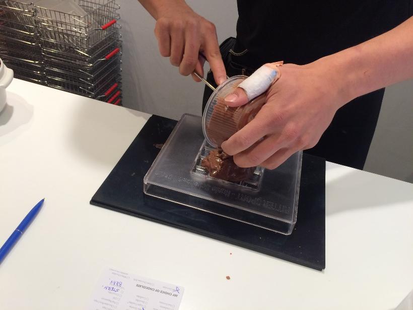 make chocolate berlin