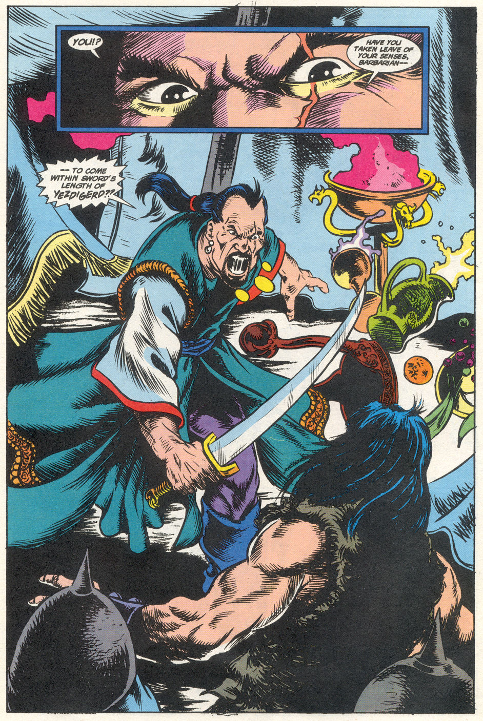 Conan the Barbarian (1970) Issue #275 #287 - English 39