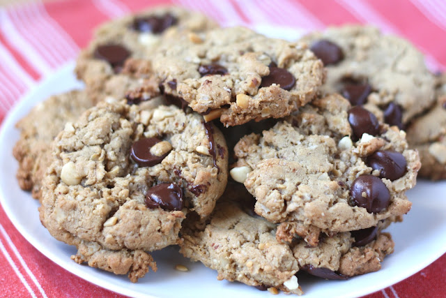 one of my favorite cookies of all time is the monster cookie which i ...