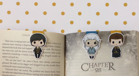 Bookish gifts for book lovers the nameless book blog bookseries a character or just books in general most of which are made by hand and they come in all sorts of shapes and sizes solutioingenieria Choice Image