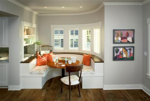 Kitchen Booth Design HOME DECORATION LIVE