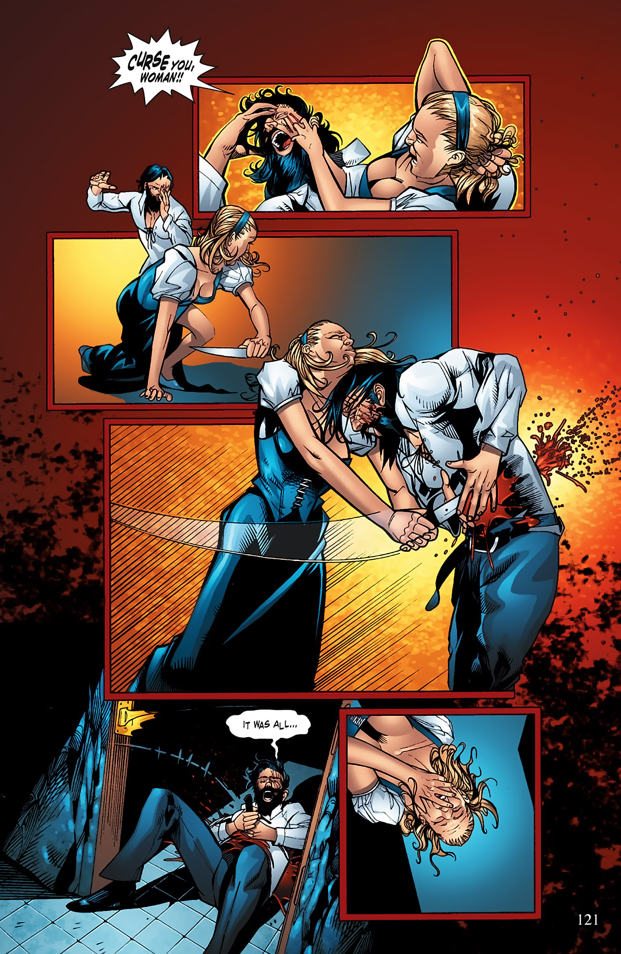 Grimm Fairy Tales (2005) Issue #11 #14 - English 18