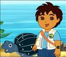 Diego Tuga the Sea Turtle