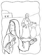 Dibujos para pintar: Tarjeta de Felices Pascuas para niños tarjeta de pascuas religiosa