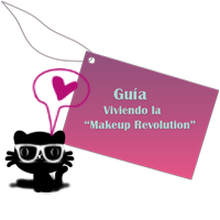 "Guía Viviendo la ""Makeup Revolution"""