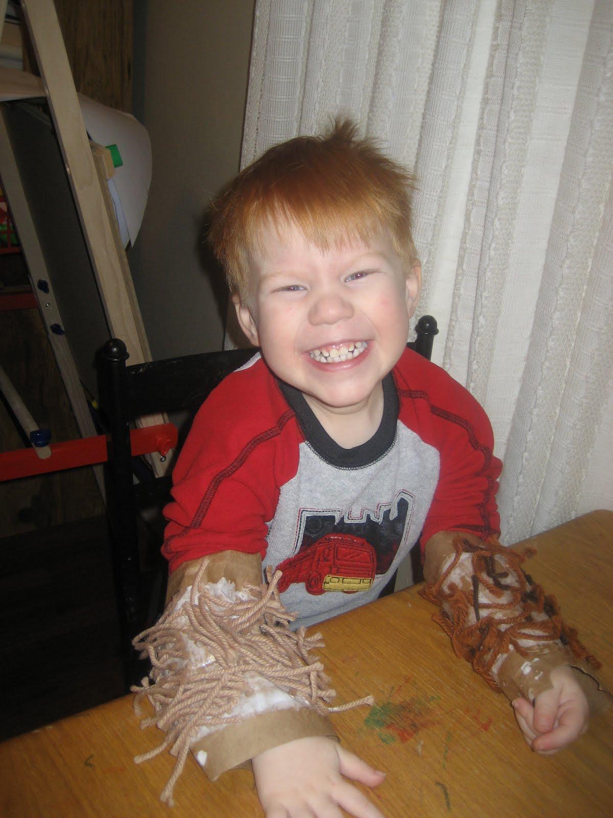 the preschool experiment february 2011