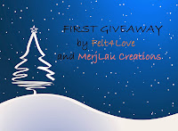 Primo Giveaway...in collaborazione con MerjLau Creations!!!!
