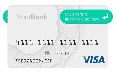Skeuocard: A way to enhances credit card Inputs