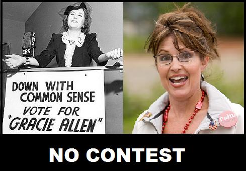 sarah palin in contest