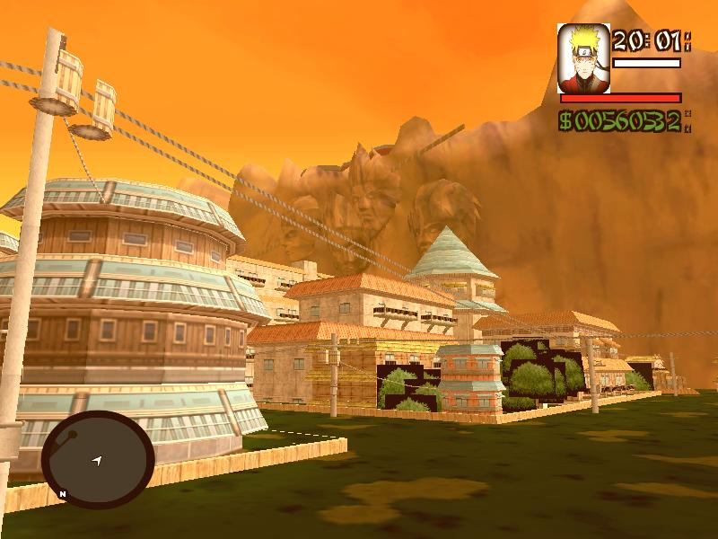 Konoha City v3  DarkKage Revolution