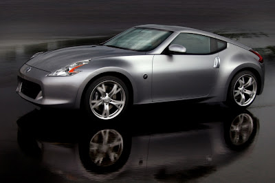 AUTO DEPORTIVO NISSAN 370Z CARRO VERSION COUPE