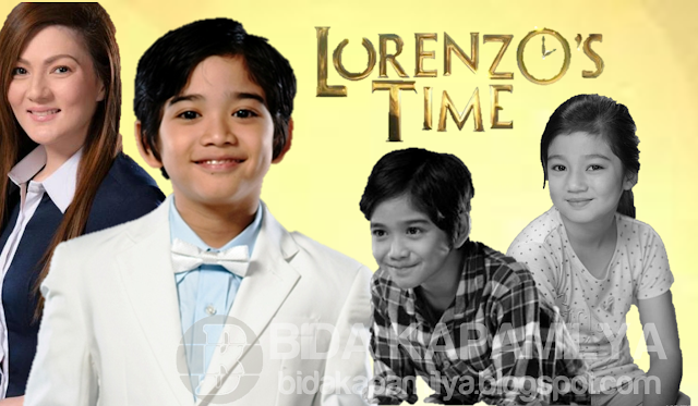 Lorenzo's Time Carmina Villaroel, Zaijian Jaranilla and Belle Mariano
