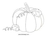disegni zucca