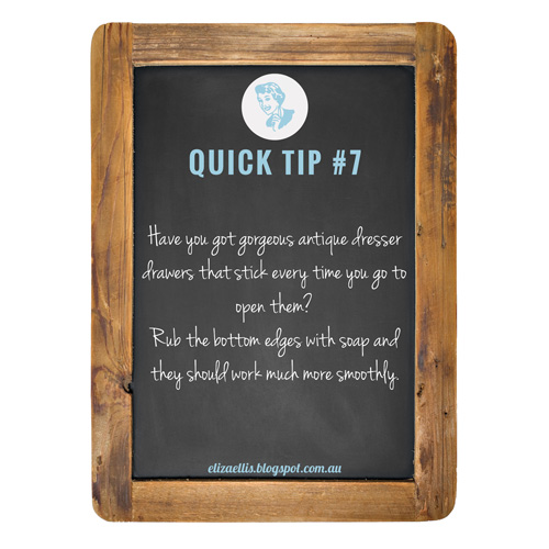 The Quick Tips Series: Quick Tip #7