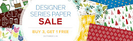 Designer Series Papers SALE