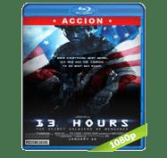 13 Horas: Los Soldados Secretos de Bengasi (2016) Full HD BRRip 1080p Audio Dual Latino/Ingles 5.1