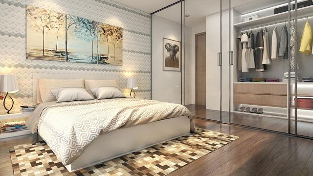 Thiết kế căn hộ chung cư Eco spring