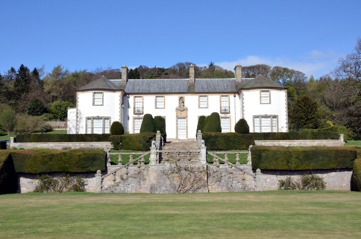North Fife Hill Of Tarvit Mansion House North Fife