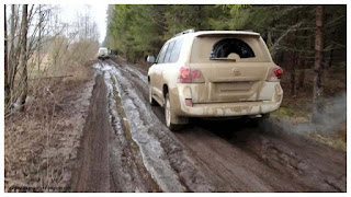 mobil off road toyota